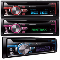 Cd Pioneer Deh X 8650 Bt /usb/ Iphone /ipod/ Android/mixtrax