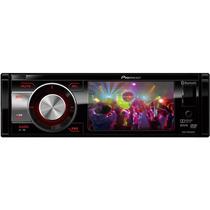 Auto Rádio Dvd/cd Player 3,5 Dvh8780avbt Bluetooth Pioneer