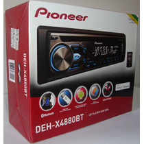Cd Player Pioneer Deh-x4880bt Bluetooth Mixtrax Usb