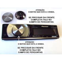Botão Volume Frente Deh-p5080ub 5050ub 5000ub Pioneer