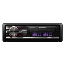Toca Cd Pioneer C/grafico Deh-x9650sd Mp3