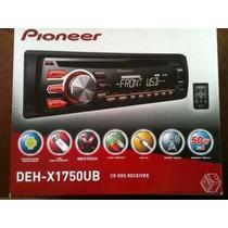 Radio Pioneer Mixtrax 1750 Cd Mp3 Usb