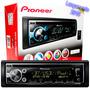 Cd Player Pioneer Com Entrada Usb Aux + Mixtrax E Bluetooth