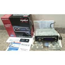 Cd Player Sony Gt 507 X -com Caixa, Controle E Manuais