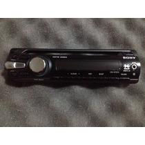 Frente Rádio Sony Cdx-gt237x Nova