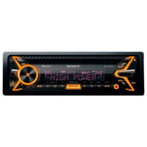 Cd Player Sony Mex-b100bt Com Usb E Bluetooth