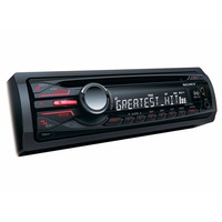 Cd Player Automotivo Sony Cdx-gt45u - Usb/xplod/aux/mp3