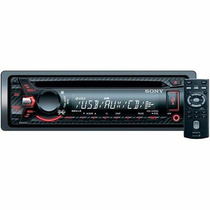 Toca Cd Player Sony Automotivo Cdx-g1050 Radio Aux Mp3 Usb