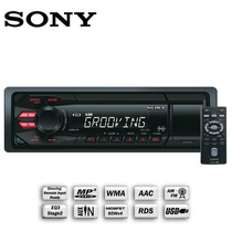 Toca Mp3// Am E Fm Automotivo Sony Dsx A-30 Usb Frete Grátis
