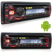 Cd Player Sony Xplod Cdx-g1050u Usb Mp3 Aux
