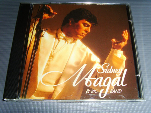 Cd - Sidney Magal E Big Band