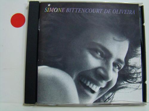 Cd - Simone Bittencourt De Oliveira