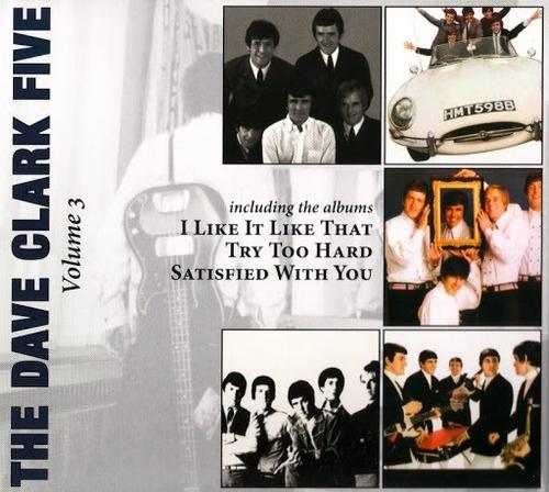 Cd - The Dave Clark Five - Volumen 3