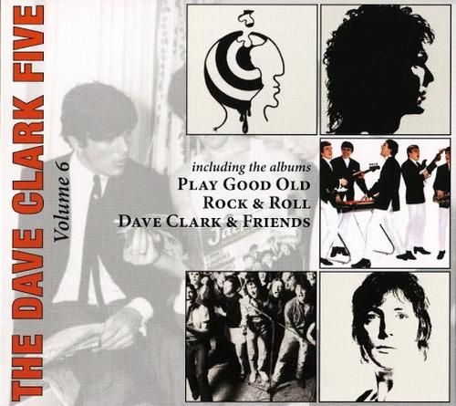 Cd - The Dave Clark Five - Volumen 6 - Anos 60