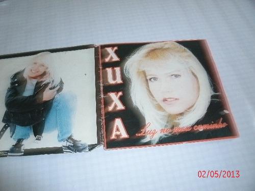 Cd Xuxa Luz No Meu Caminho