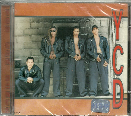 Cd Ycd - 1999 - You Can Dance - Novo E Lacrado