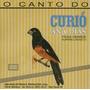 Cd Curió Ana Dias Selo Ouro, Original Novo!