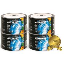 Cd-r Maxprint 700mb 80min. 1x-52x Pc/mac ( 50un )
