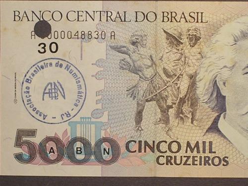 Cedula Especial Da Abn 16/09/1993
