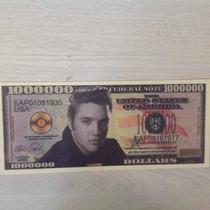 L-738 -cédula U$ 1 Milhão Elvis Presley Usa Fantasia 60/70
