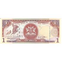 1 Dólar - Trinidad E Tobago - Fe