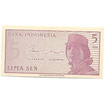 230 - Linda Cédula Estrangeira Mbc - Indonesia