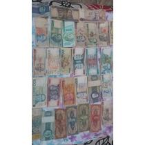 Vendo Notas De Dinheiros Antigos