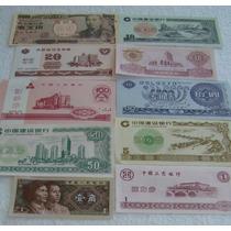 Cupons Estrangeiros 10 Diferentes China Originais Fe 10ch