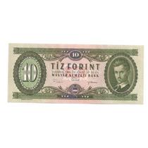 Cedula Estrangeira - Hungria 10 Forint De 1969 - Fe