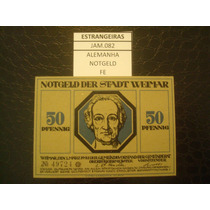 (jam.082) Alemanha - Notgeld - 50 Pfenning - Fe
