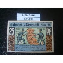 (ext.038) Alemanha - Notgeld - 25 Pfenning - 1920 - Fe