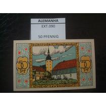 (ext.090) Alemanha - Notgeld - 50 Pfenning - 1921 - Fe