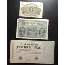 03 Notas Alemanha 1914 A 1922