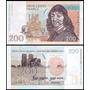 France França 200 Francs Fe 2015 Descartes Fantasia * Q J *