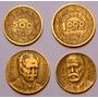 Moedas 500, 1000 Réis 1939, Série Ilustres, 2 Moedas