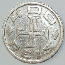 Moeda Antiga De 400 Reis 1932, Vicentina. 4°cent.soberba