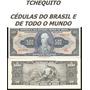 Brasil 500 Cruzeiros C044 S/fe Cédula - Tchequito