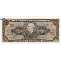 * C074a - 5 Cruzeiros Nunes/bulhoes 1964 C-074a Fe *