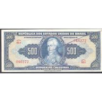 C-044 - 500 Cruzeiros - 1943 - Sob(-) - E S C A S S A