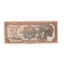Cédula C112 Do Índio Fe - Série 105 - Frete Grátis