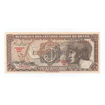 Cédula C111 Do Índio Fe - Série 044 - Frete Grátis
