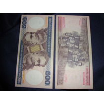Cédula Nota Relíquia Presente Colecionar Cz$500