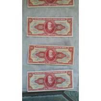 Cédula 100 Cruzeiros, Notas Antigas