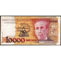 C 200 10 Cruzados Novos - Chagas - Nº 4295 000001 A