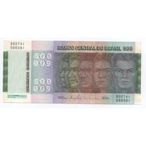 Cédula C152 - Fe - Ano 1980 - 500 Cruzeiros - Veja As Fotos