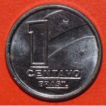 Moeda 1 Centavo, Cruzados Novos1989, Soberba
