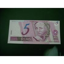 Brasil C 274 - 5 Reais 1999 Primeira Série 8818 - Fe