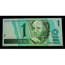 Cédula 1 Real 2002 C.252 Pedro Malan/a.fraga, Nova!!!, Fe