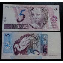 Brasil C 273 - 5 Reais 1999 Primeira Série 3197 - Fe