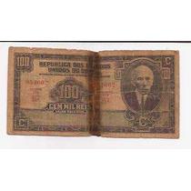 R142 - 100,000 Réis - Reg. - Original - 1936